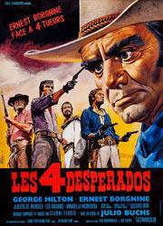 4 desperados, Les